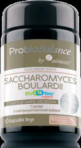 ProbioBALANCE, Saccharomyces Boualardii 5 mld/250mg x 30 vege caps.